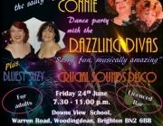 Cabaret Evening Poster